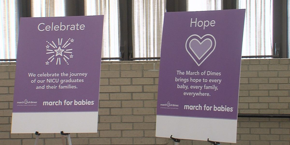 March for Babies kicks off 2018 fundraising efforts