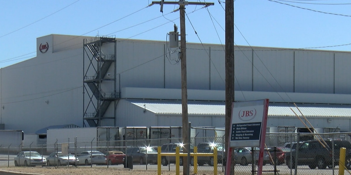 JBS invests 3.3 million dollars into communities of Moore county to help with COVID-19