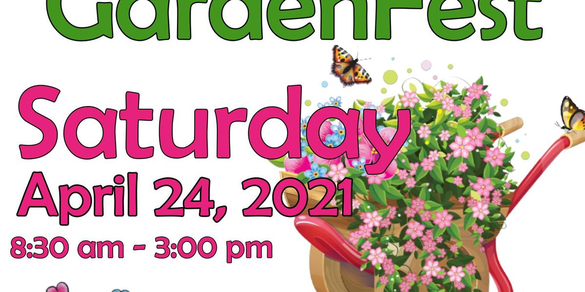 GardenFest benefiting Amarillo Botanical Gardens this weekend