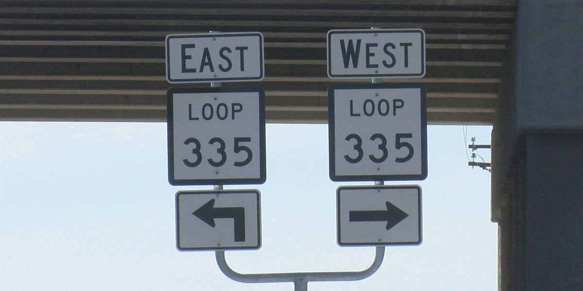 TxDOT Project Roundup: Southbound Loop 335