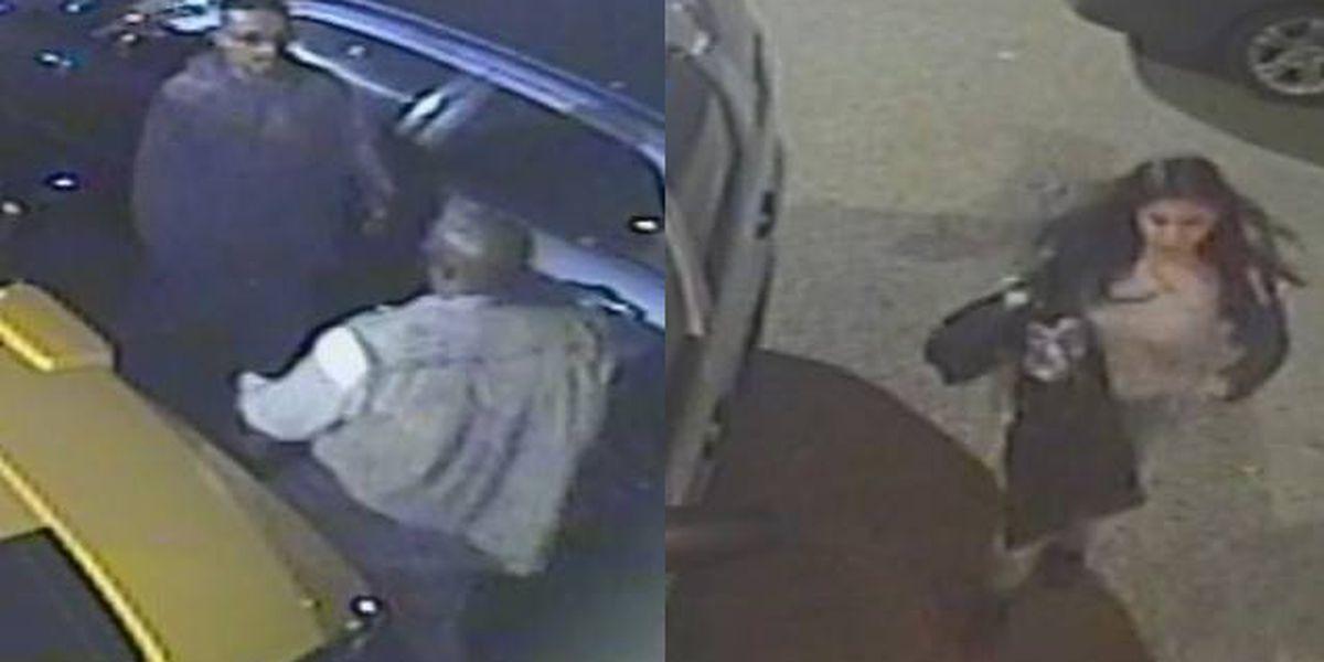 Amarillo police investigating parking lot shooting