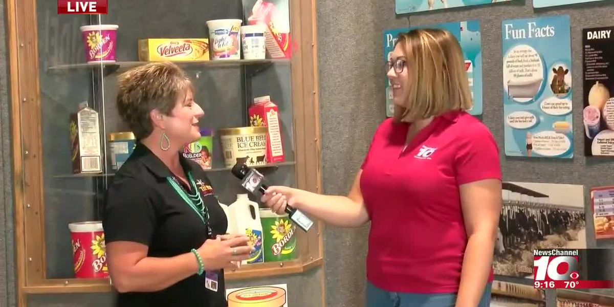 INTERVIEW: Angela talks about what kids can learn at the Tri-State Fair
