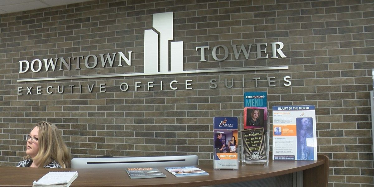 Downtown Tower Executive Office Suites debut as one of Amarillo Tower's newest tenants