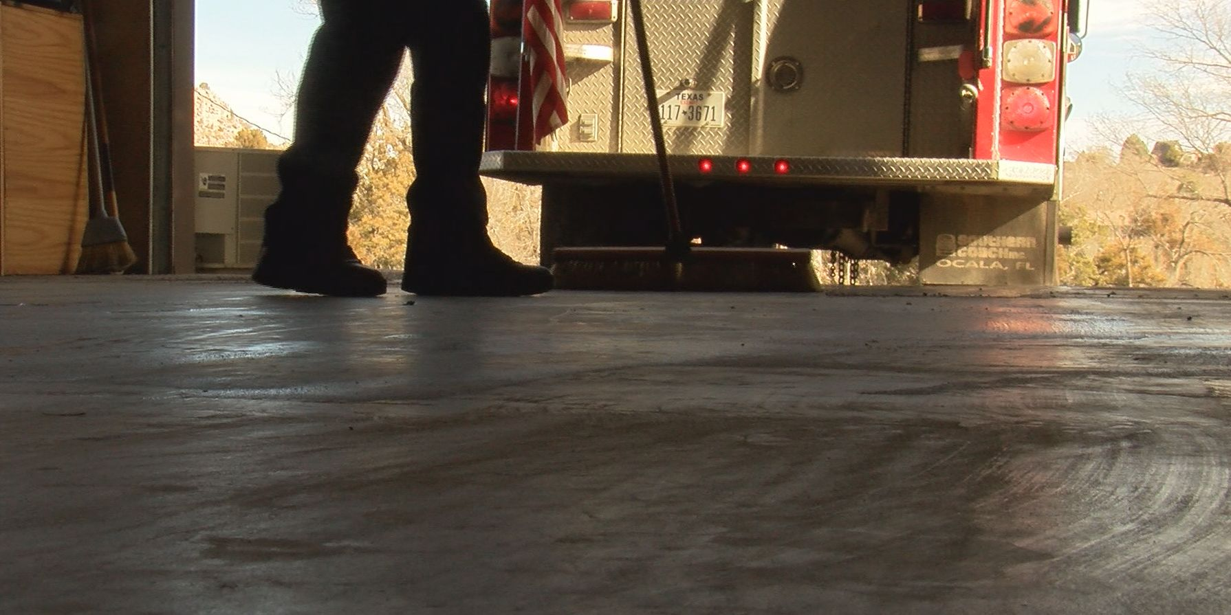 TX Panhandle fire departments struggling to train, field new volunteers