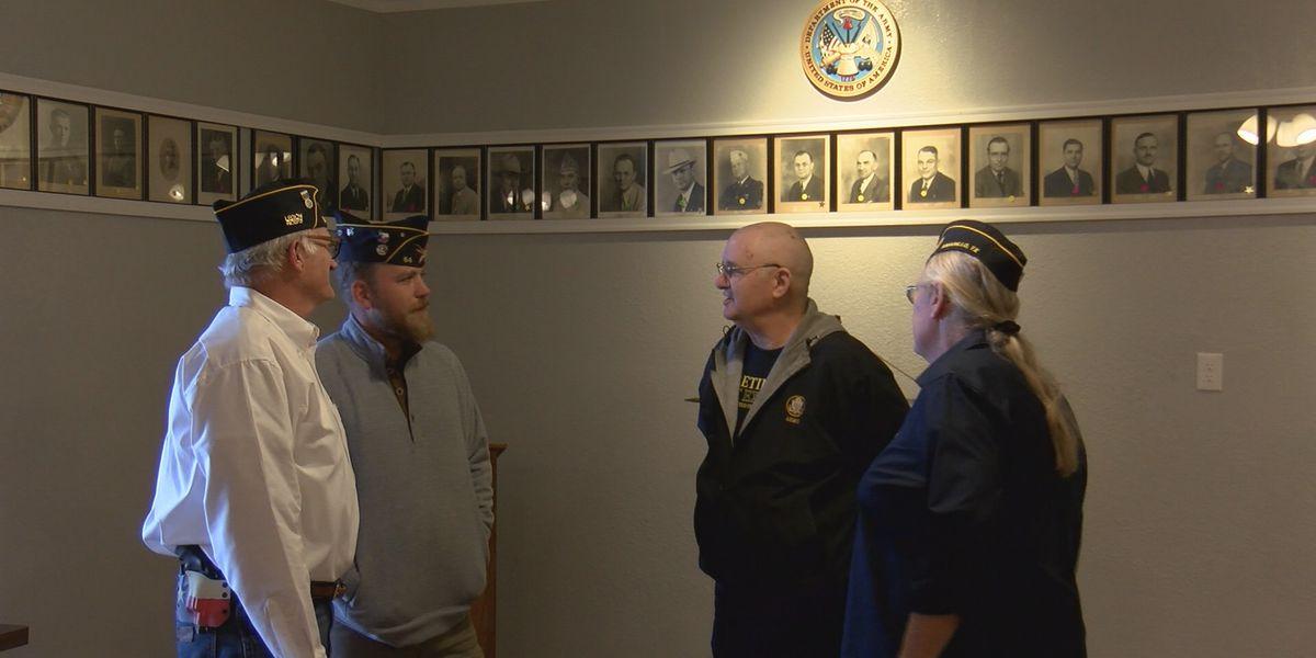 Amarillo's American Legion veterans raising funds to repair building
