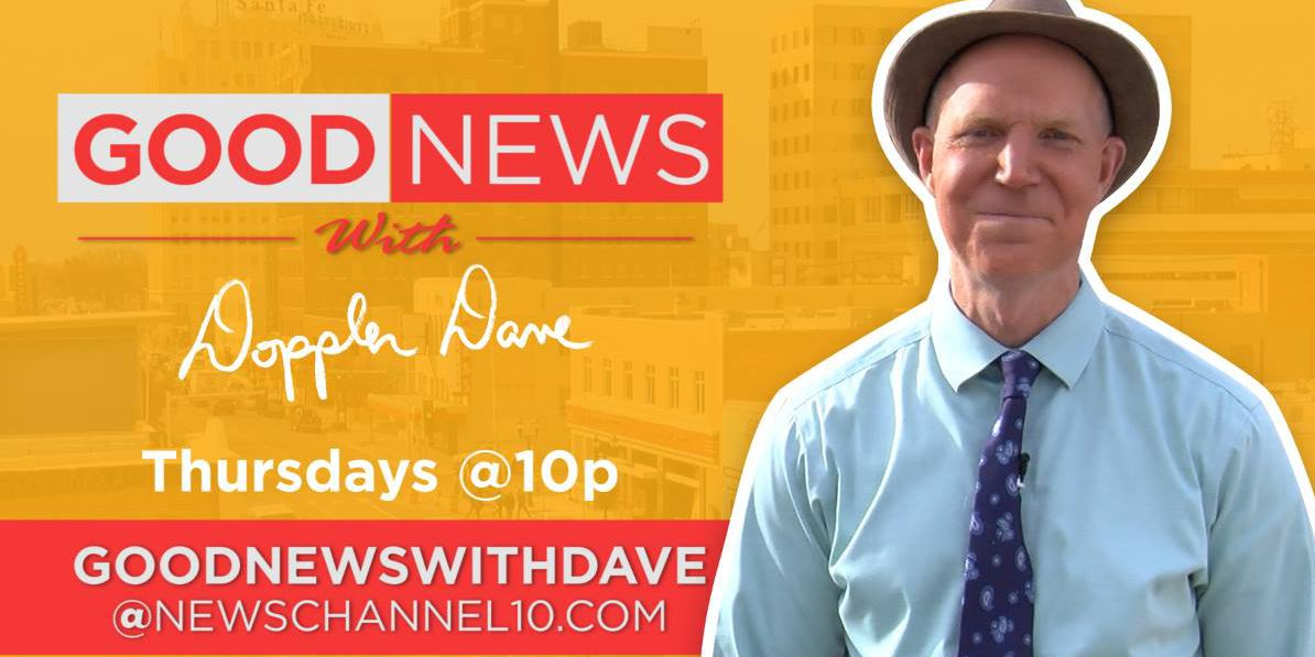 Good News with Doppler Dave: Help from Amarillo Angels is a breath of fresh air for foster families