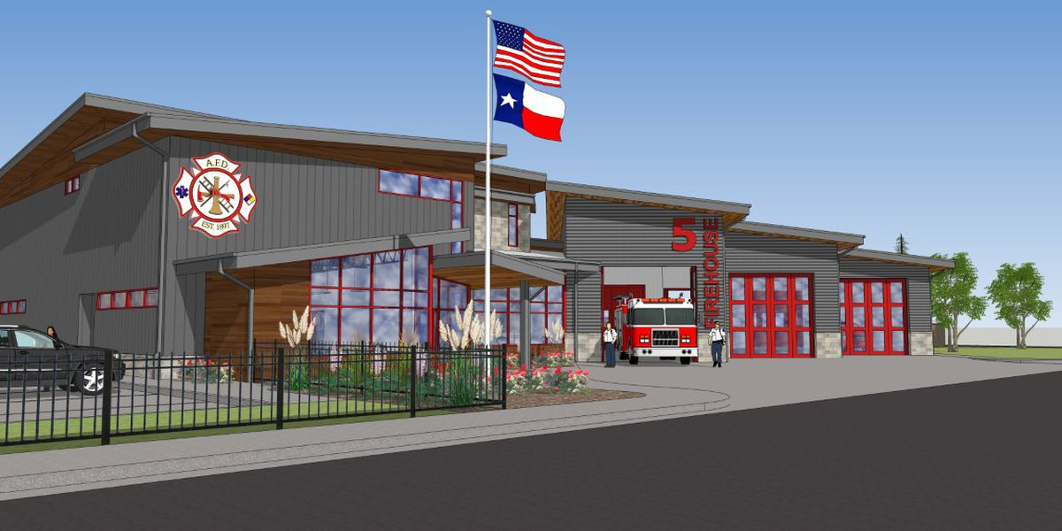 AFD crew relocated during construction of new Fire Station 5