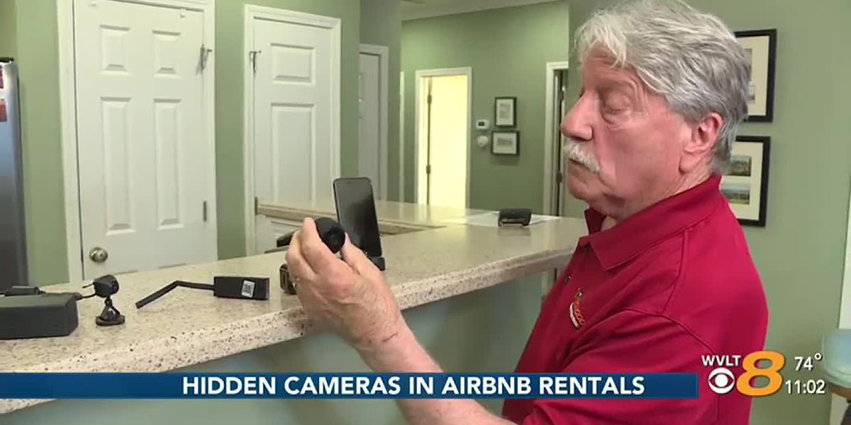 Here's how can you sniff out spy cameras in Airbnbs