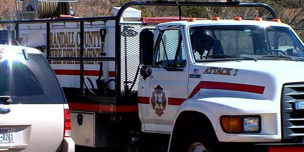 Palo Duro Canyon fire declared under control