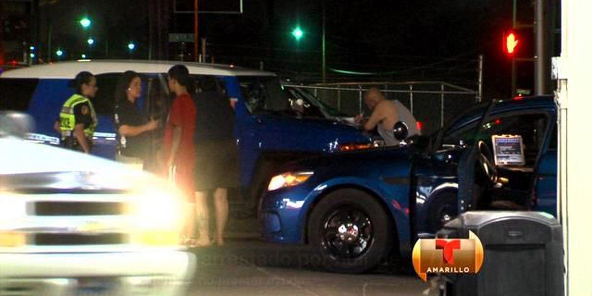Mujer arrestada por huír de accidente y no prestar ayuda