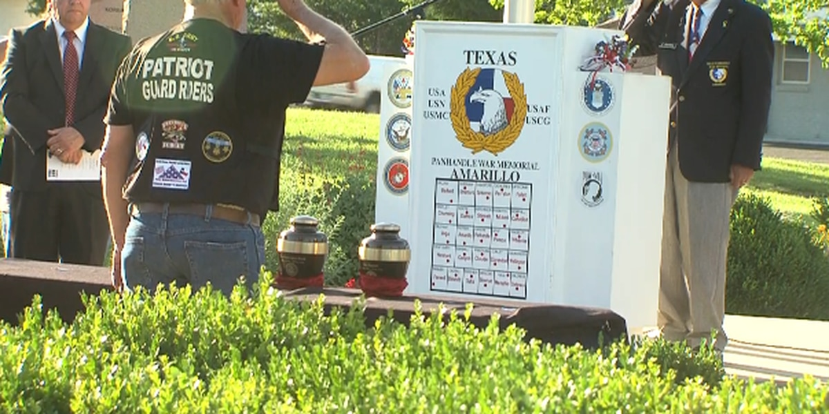 Forgotten but now found: Veterans remains honored