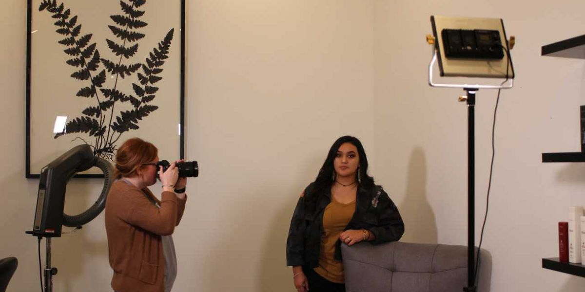 """UNITED WAY WEDNESDAY: """"Behind the Scenes"""" Modeling and Mentoring Program"""