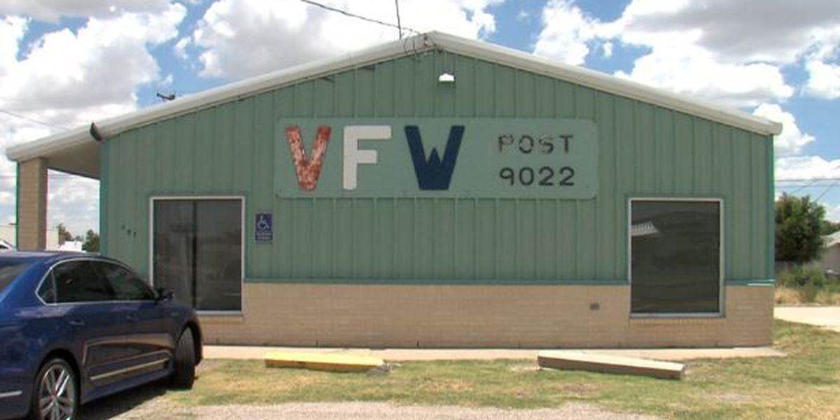 Dumas VFW Post on the verge of closing