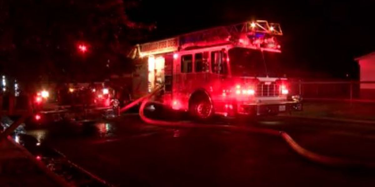 Early morning fire in north Amarillo ruled as undetermined