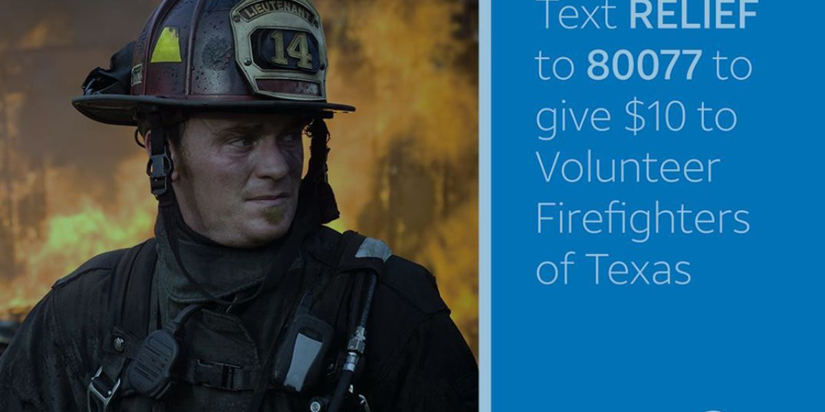 AT&T announces $20,000 donation to area firefighters, new campaign
