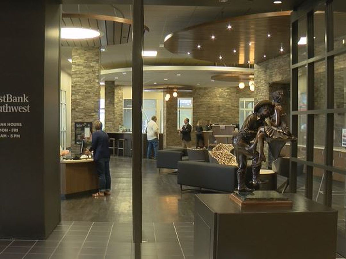 FirstBank Southwest downtown branch open for business