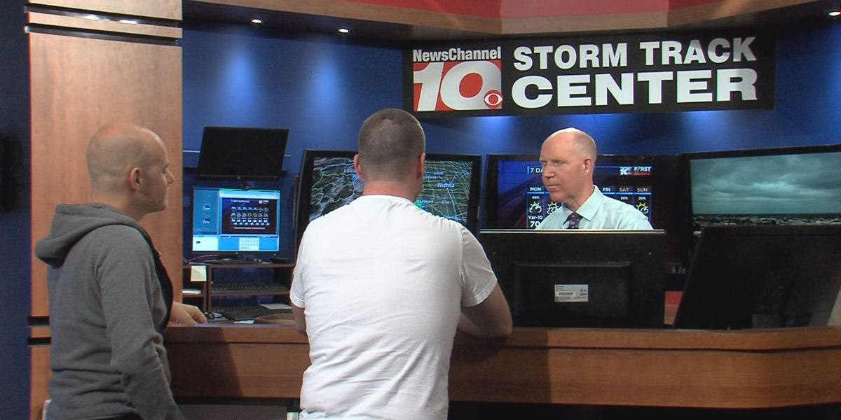 Storm chasing attracting more visitors to the Panhandle