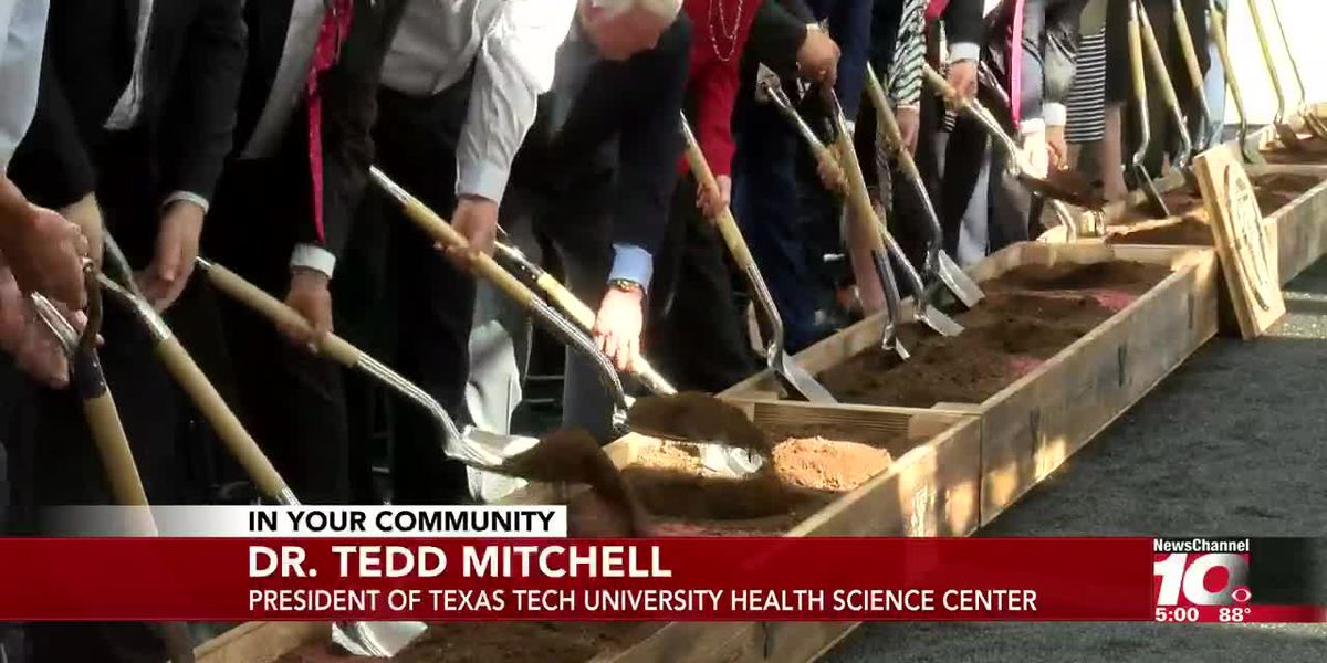 Texas Tech Ground breaking vet program