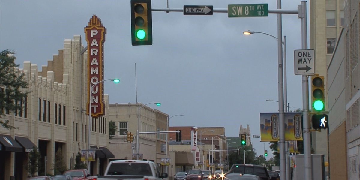 Statewide project shines a light on historic buildings and development in downtown Amarillo