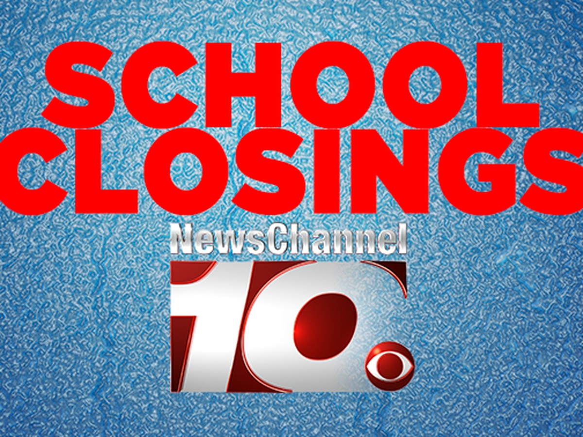School delays and closings for Tuesday, Nov. 13