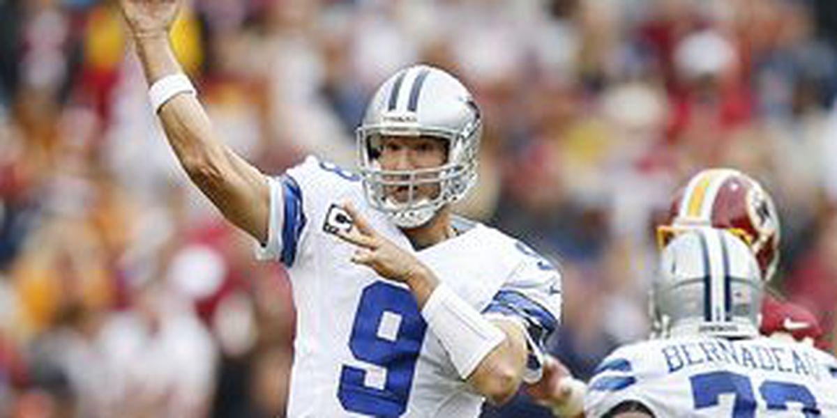 Cowboys QB Tony Romo out for Week 17 vs. Eagles