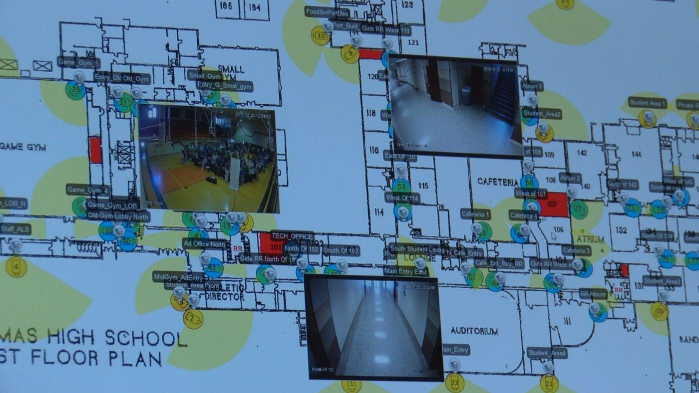 Dumas ISD installs new security cameras
