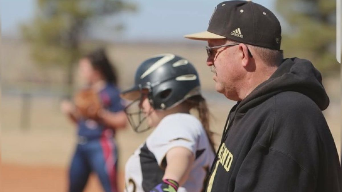 Bushland coach defies the odds, winning championships despite disability