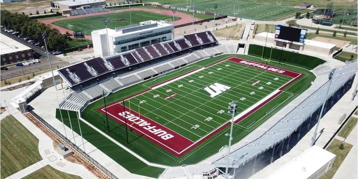 WTAMU's Buffalo Stadium named top Division II football stadium in the nation