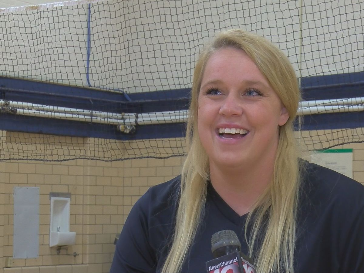 Jefferies ready to take on Palo Duro volleyball
