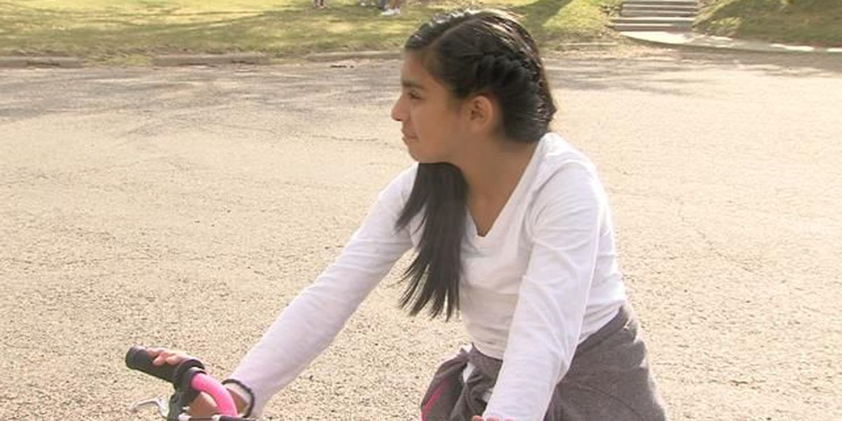 Stolen bike leads to early Easter surprise