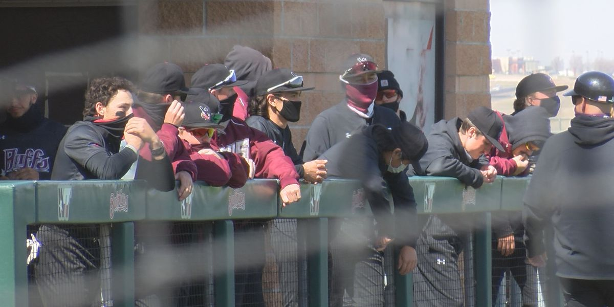 West Texas A&M sweeps Arkansas-Fort Smith in 3 game series.