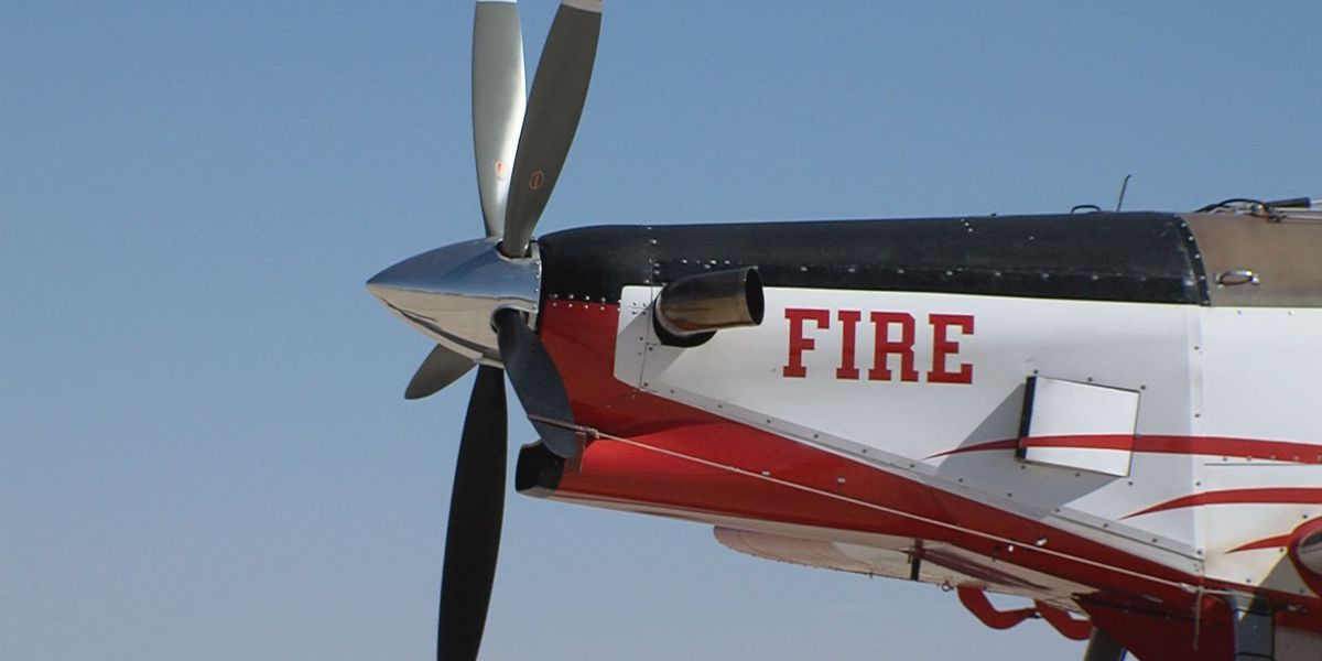 Planes and bulldozers brought in to take on wildfires