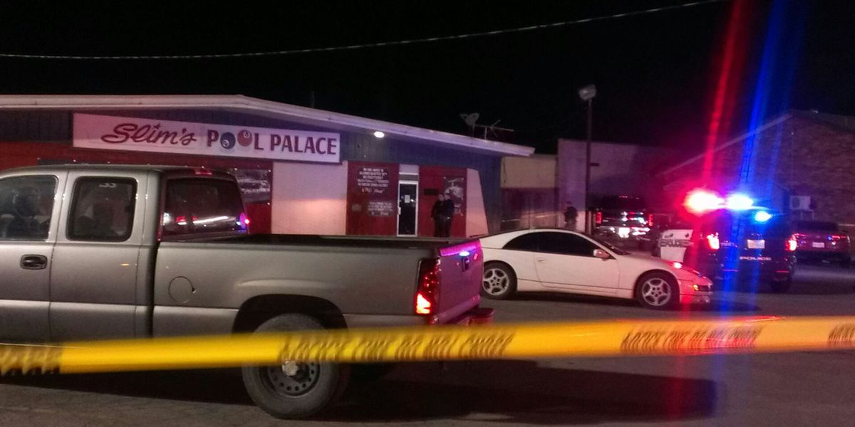 UPDATE: Two shot at Amarillo pool hall