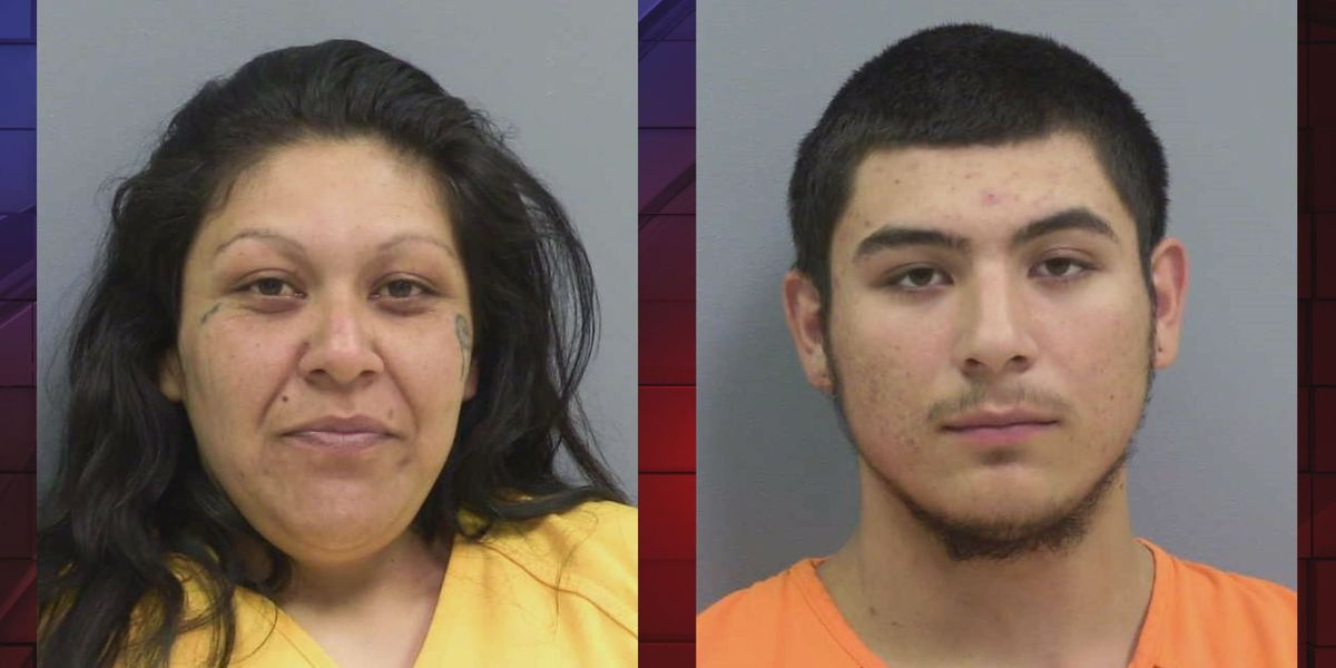 Clovis mother and son plea no contest in incest case