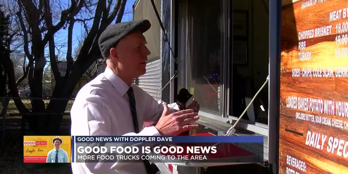 Good News with Dave: Enjoy some food and fun at Amarillo's food trucks