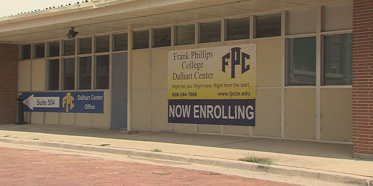 Dallam & Hartley county residents will decide future of Frank Phillips College