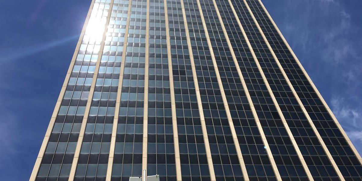 Out with the old, in with the new: Big changes coming to the former Chase Tower in downtown Amarillo