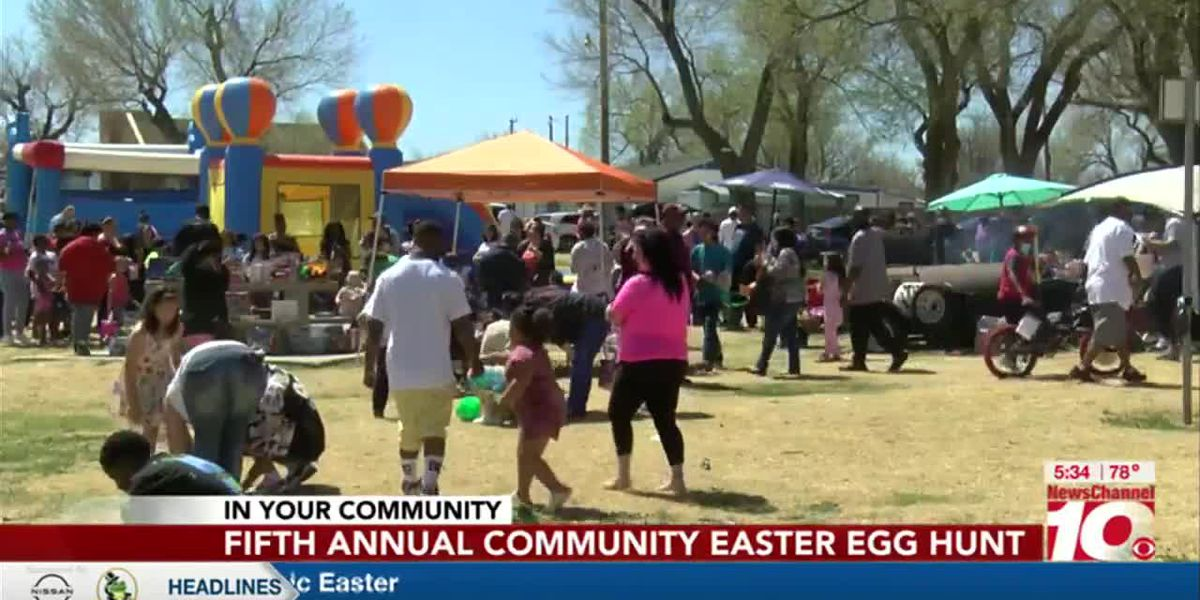 Shi Lee's BBQ and Soul Food hosts citywide Easter egg hunt