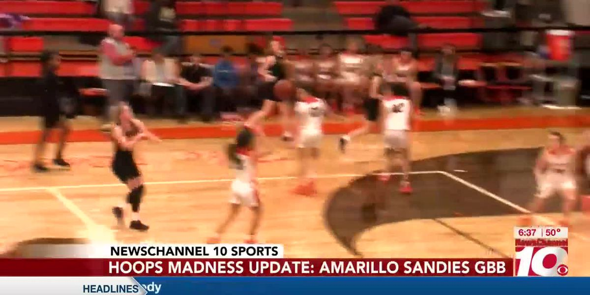VIDEO: Hoops Madness 1/24