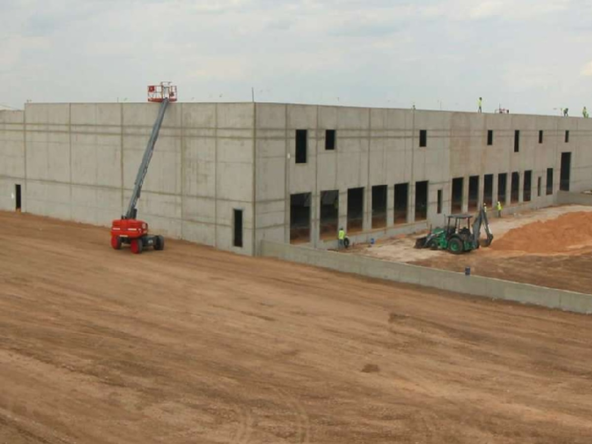 New warehouse coming to Amarillo promises to increase the city's economic development