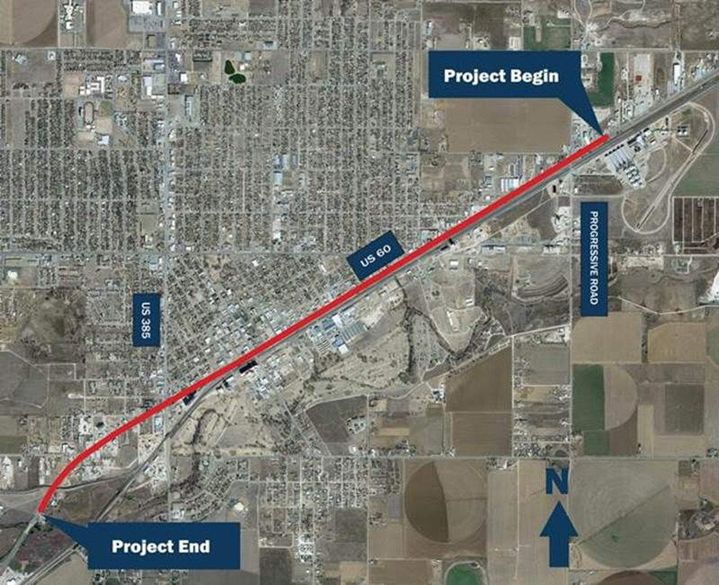 US 60 Roadway Project aims to revamp Hereford highway