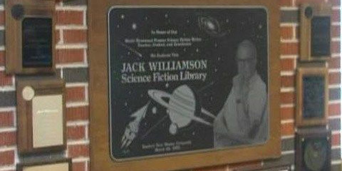 Jack Williamson Science Fiction Library