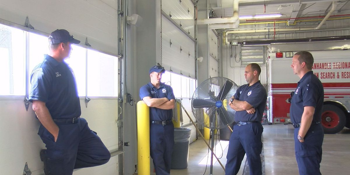 Amarillo Fire Department to travel to Dallas for 9/11 memorial