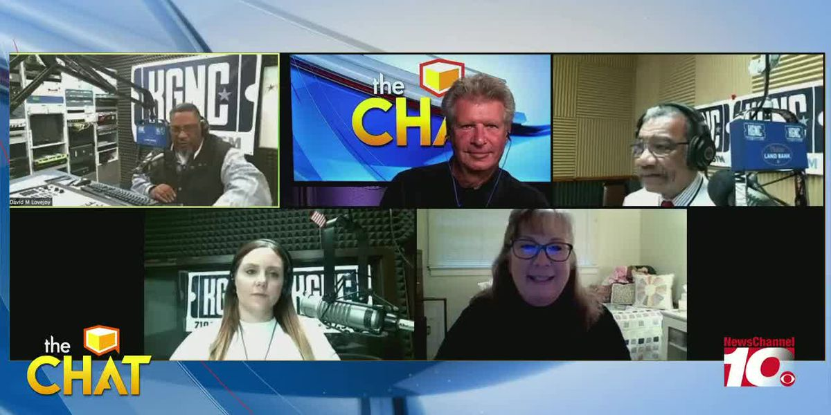 The Chat: Kay Pechin, managing attorney at Legal Aid of Northwest Texas, said nationwide 'evictions must stop'