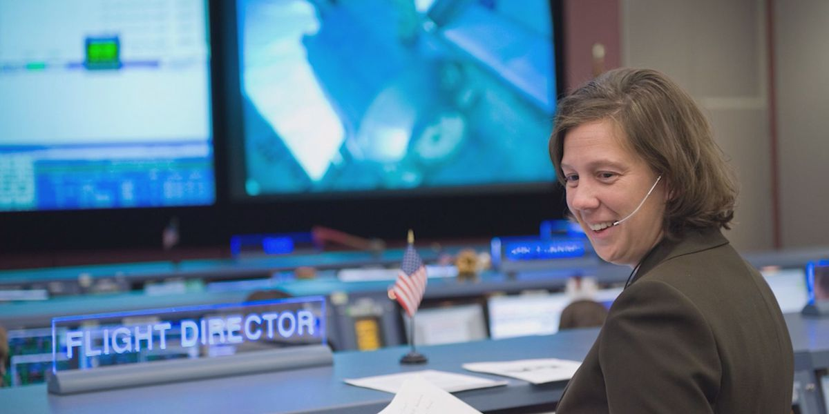 Blazing a trail from the Panhandle: NASA's first female chief flight director grew up in Amarillo