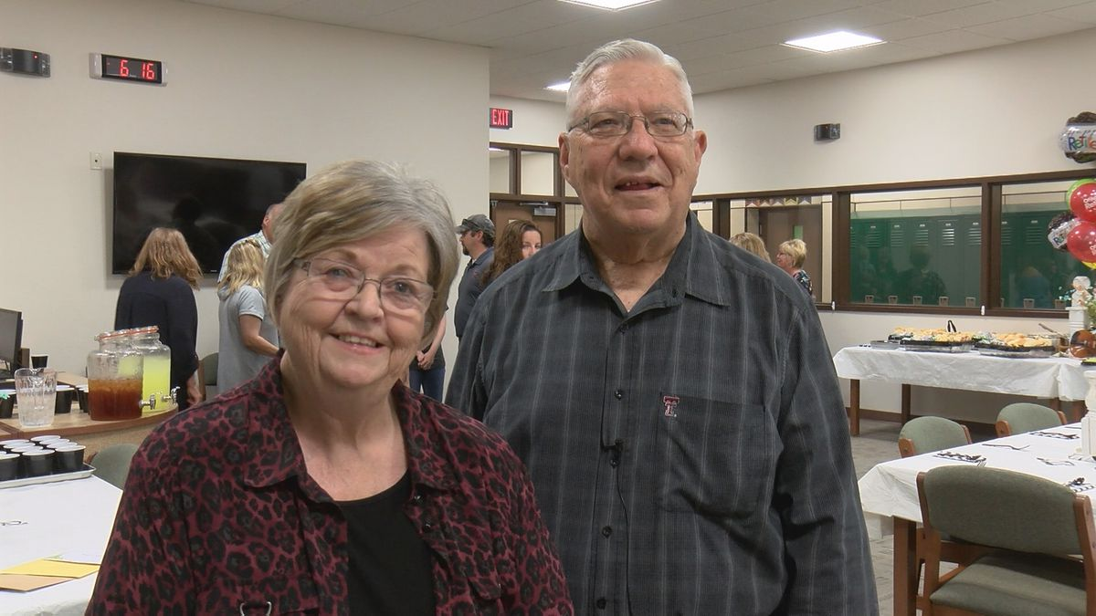 Hartley couple dedicates a combined 86 years to teaching