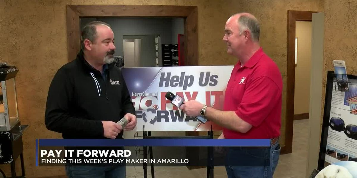 Pay it Forward with Hartman Roofing 3-5-19