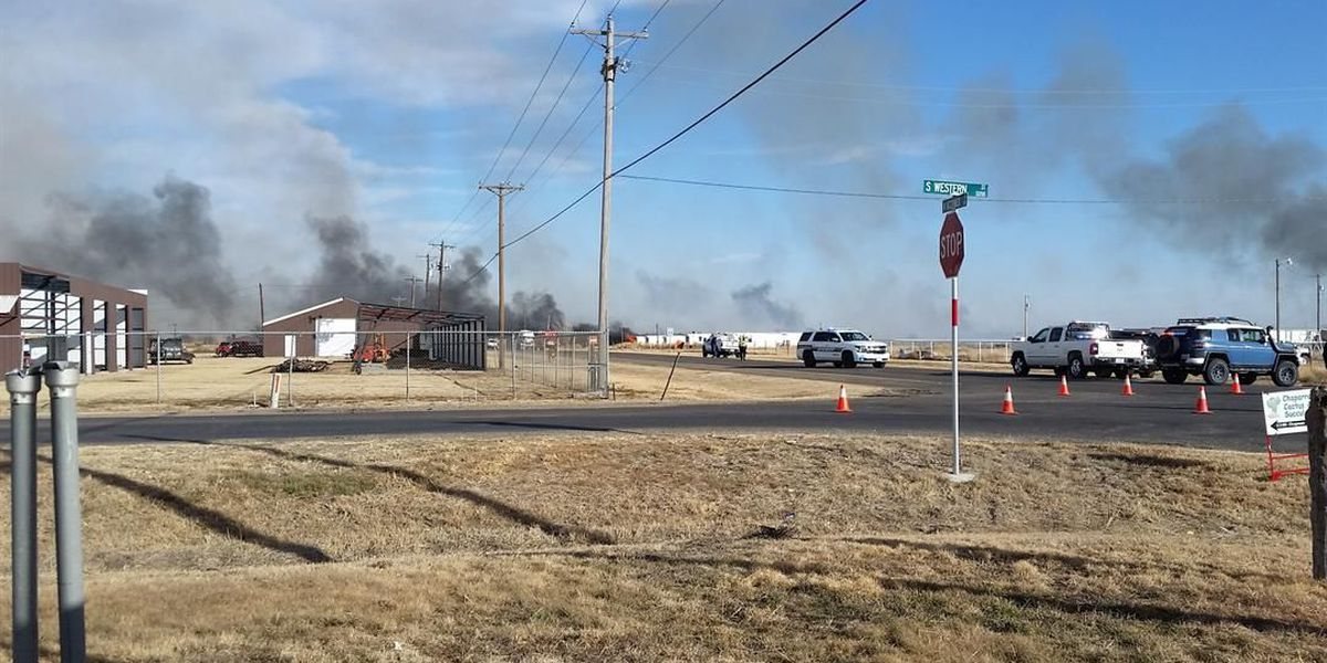 One arrested for fire near McCormick Road