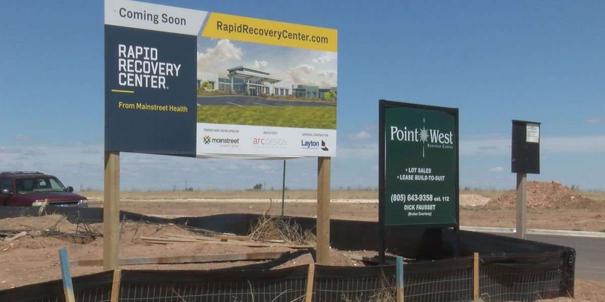 Hitting the nail on the head: construction in the medical district booming, creating more health care options